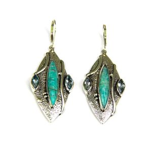 echo marquis earrings
