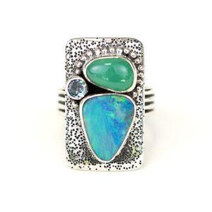 echo opal bt ring