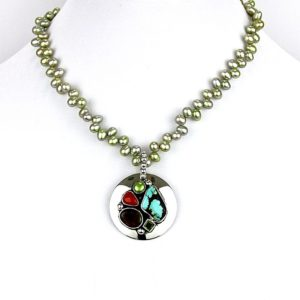 echo fire opal disc neck 400