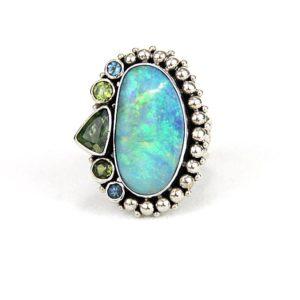 echo opal gem ring 760